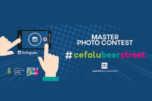 Master photo contest #CEFALUBEERSTREET